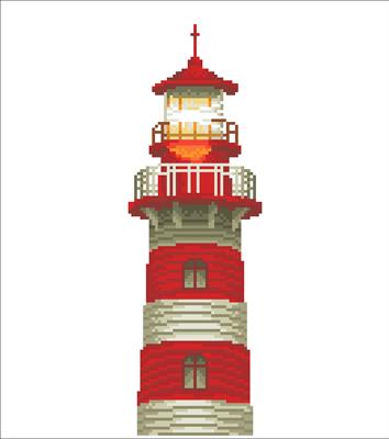 Diamond Art Light House - Leisure Arts » Groot » Diamond ...