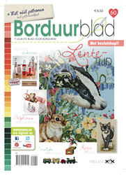 Borduurblad 60 feb-mrt 2014