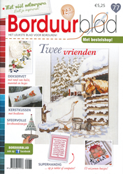 Borduurblad dec 2016/jan 2017