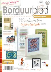 Borduurblad 78 feb/maart 2017 - Borduurblad