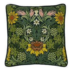 Borduurpakket William Morris - Sunflowers - Bothy Threads