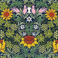 Boduurpakket William Morris - Sunflowers - Bothy Threads