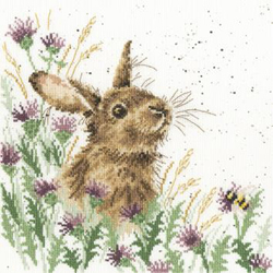 Borduurpakket Hannah Dale - The Meadow - Bothy Threads