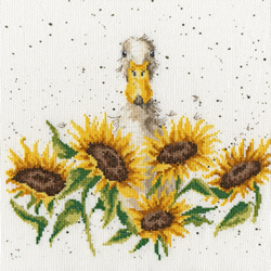 Borduurpakket Hannah Dale - Sunshine - Bothy Threads