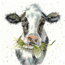 Borduurpakket Hannah Dale - Milk Maid - Bothy Threads