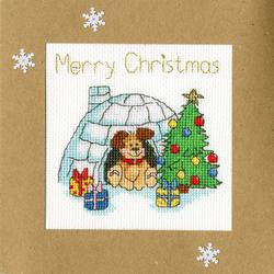 Borduurpakket Margaret Sherry - Winter Woof - Bothy Threads