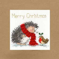 Borduurpakket Margaret Sherry - Christmas Wishes - Bothy Threads