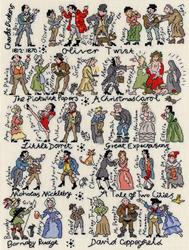 Borduurpakket Historical - Dickens - Bothy Threads