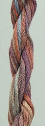 Waterlilies Teak - The Caron Collection