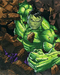 Marvel Avengers Hulk Smash - Camelot Dotz