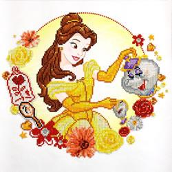 Disney Princess Belle's World - Camelot Dotz