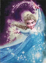 Disney Frozen Elsa Magic - Camelot Dotz