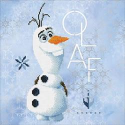 Disney Frozen II Olaf  - Camelot Dotz