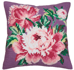 Kussenpakket Iris Mauve - Collection d'Art
