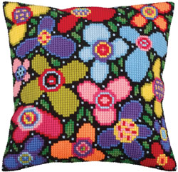 Kussenpakket Flower Glade  - Collection d'Art