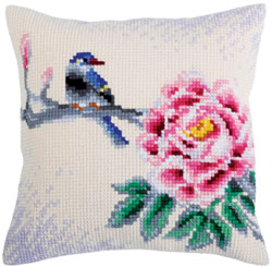 Kussenpakket Flower and Bird - Collection d'Art