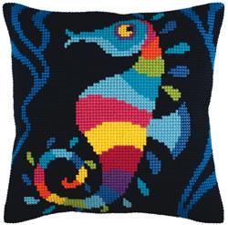 Kussen borduurpakket Sea Mosaic - Collection d'Art