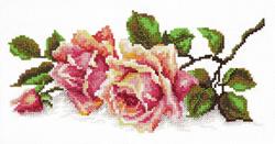 Borduurpakket The scent of roses - Chudo Igla (Magic Needle)