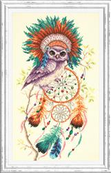 Borduurpakket Magic of dreams - Chudo Igla (Magic Needle)