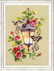Borduurpakket Light of inspirations - Chudo Igla (Magic Needle)