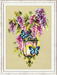 Borduurpakket Light of love - Chudo Igla (Magic Needle)