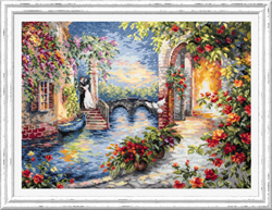 Cross stitch kit Dreams Comes True! - Chudo Igla