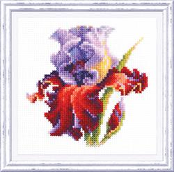 Borduurpakket Iris - Chudo Igla