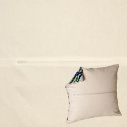 Kussenrug 45 x 45 cm Ivory - Duftin