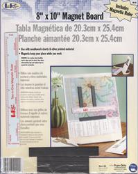 """Loran 8x10"""" Magneetbord met liniaal - Prym"""