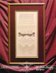 Hardangerpatroon The Faith Sampler - Emie Bishop