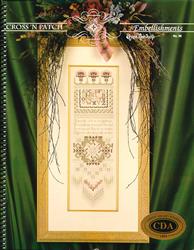 Hardangerpatroon Embellishments - Emie Bishop