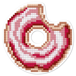 Diamond Painting Donut Magnet - Freyja Crystal