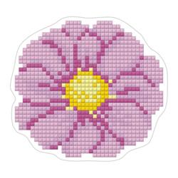 Diamond Painting Flower Magnet - Freyja Crystal