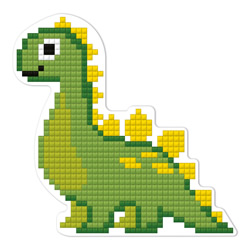 Diamond Painting Dino Magnet - Freyja Crystal