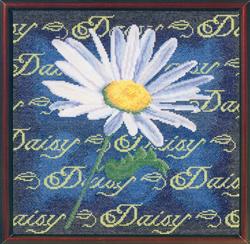 Borduurpatroon Daisy - Janlynn