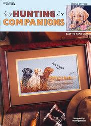 Borduurpatroon Hunting Companions - Leisure Arts