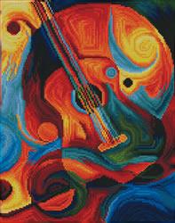 Diamond Art Guitar - Leisure Arts