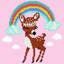 Diamond Art Deer - Leisure Arts