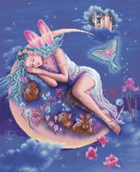 Borduurpakket Evening Dreams - Leti Stitch