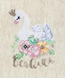 Borduurpakket Be the Queen - Leti Stitch