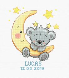 Borduurpakket Lucas - Luca-S