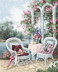 Borduurpakket Victorian Memories - Luca-S
