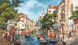 Borduurpakket The Streets of San Polo - Luca-S