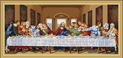 Petit Point Borduurpakket The Last Supper - Luca-S
