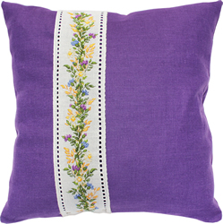 Kussenpakket Cushion Flowers Purple - Luca-S