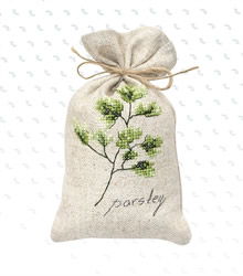 Borduurpakket Parsley - Luca-S