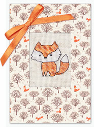 Borduurpakket Postcard Fox - Luca-S