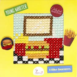 Borduurpakket My First Embroidery - McDonald's - Luca-S