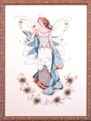 Borduurpatroon May's Emerald Fairy - Mirabilia Designs