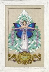 Borduurpatroon Winter Love - Mirabilia Designs